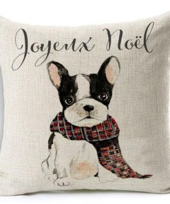 Colorful Pet Lover Cushion Stunning Pets 6
