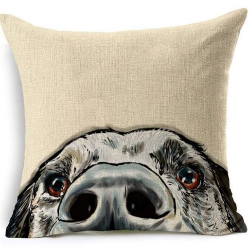 Colorful Pet Lover Cushion Stunning Pets 7