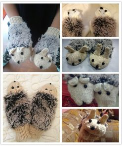 Colors Hedgehog Gloves Stunning Pets
