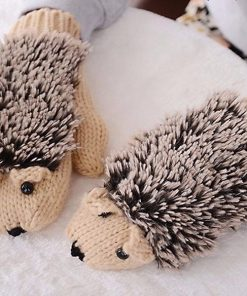 Colors Hedgehog Gloves Stunning Pets beige