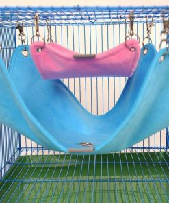 Comfortable Soft Plush Hammock For Small Pets Stunning Pets