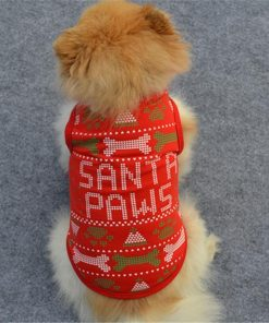 COOKIETESTER™: Adorable Christmas Costume for Dogs GlamorousDogs