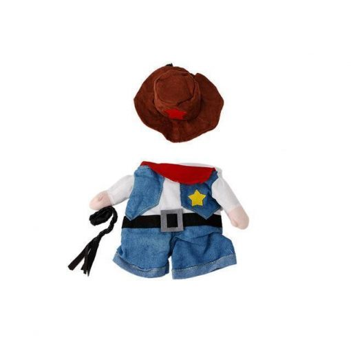 Cool Outfit for Small Pets Stunning Pets Cowboy L