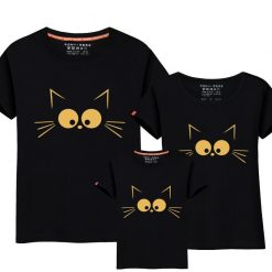 Cool Set of Family T-shirts | Best Gift for Cat Lovers July Test grammys Black Dad 5XL