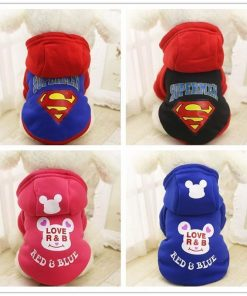 Cool Superhero Coat for Small Dogs Stunning Pets