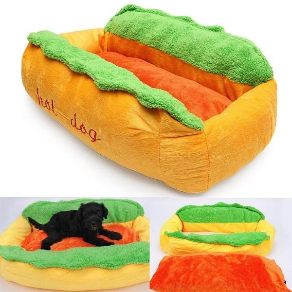 COZYNAP™: Hot Dog Dog Bed Glamorous Dogs Shop - Glamorous Accessories for Your Dog + FREE SHIPPING