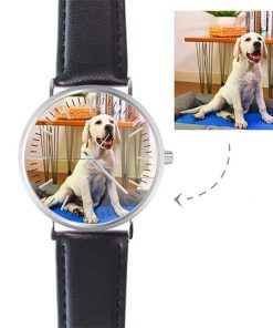 Customized Photo Watch - Memorable Christmas Gift GlamorousDogs