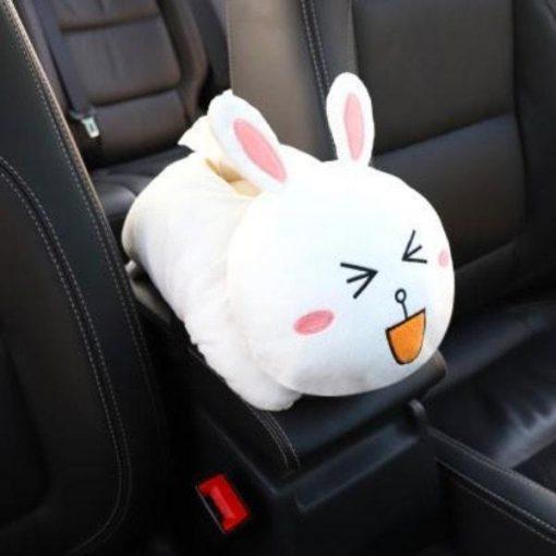 Cute Animal Shaped Tissue Box Holder   Free Shipping Stunning Pets Rabbit