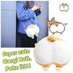 Cute Corgi Butt Coin Bag Stunning Pets