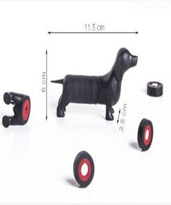 Cute Decorative Dachshund Fridge Magnets Set Stunning Pets