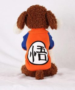 Cute Dog Costume Cotton Coat for Small Dogs Stunning Pets