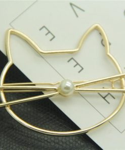 CUTE KITTY HAIR CLIPS Cat Lady Stunning Pets d