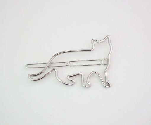 CUTE KITTY HAIR CLIPS Cat Lady Stunning Pets f