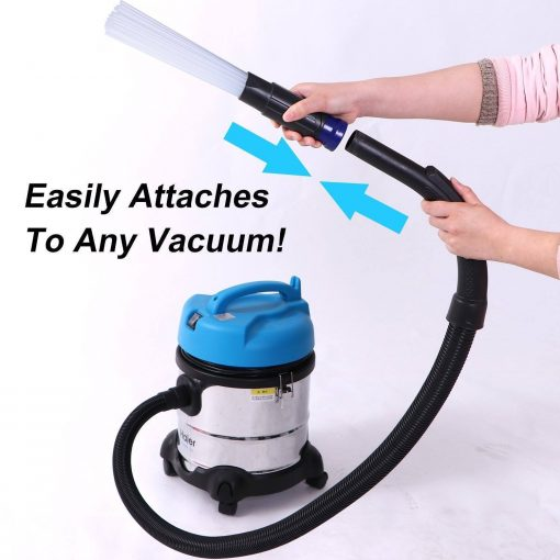 Dirt Remover Universal Vacuum Attachment Cleaning Tool for Air Home accessories Stunning Pets