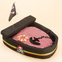 Dog Boat Bed July Test superzoo As pictures Black L 70*55*13cm
