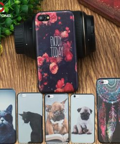 Dog & Cat Cover Case For For iPhone Stunning Pets