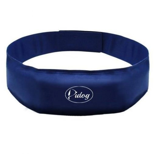 Dog Cooling Collar Reduces Heat-Stress, Fights Fatigue Stunning Pets Dark Blue L