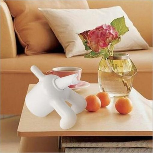 DOGGYBUTT™: A Sprinkle of Humor and Dog Butts to Your Home Stunning Pets White