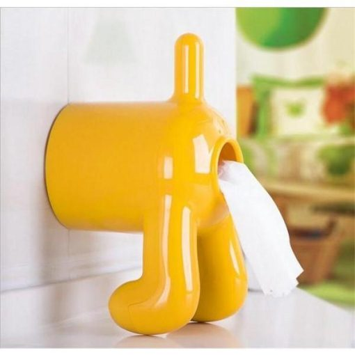 DOGGYBUTT™: A Sprinkle of Humor and Dog Butts to Your Home Stunning Pets Yellow