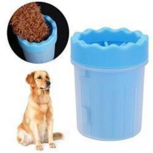 Dog Paw Cleaner With Soft Silicone Bristles dailypets2