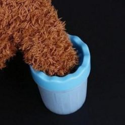 silicone paw cleaner