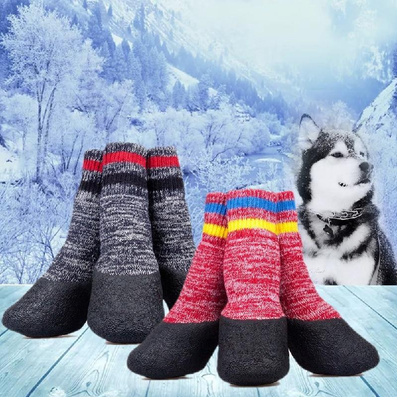 Dog Waterproof Boots Perfect for Small Medium Large Dogs Dog boots GlamorousDogs