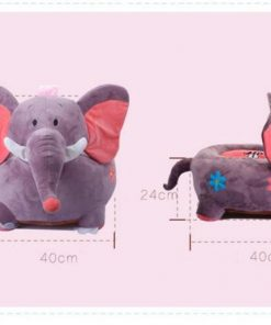 Elephant-Shaped Pet Bed Stunning Pets