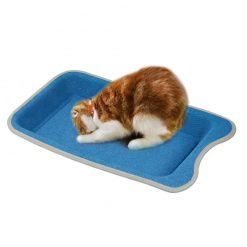 EXTRA-DURABLE Cat Scratcher + FREE Catnip Bag Stunning Pets