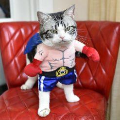 Fighter Pet Costume Halloween costume GlamorousDogs
