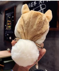 Fluffy Rabbit Hat Phone Case Stunning Pets Dog i6 6S