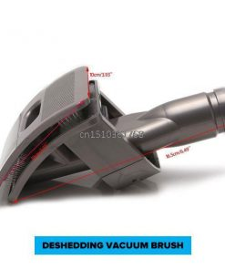 German Shepherd Grooming FURVAC™: Deshedding Dog Brush With Vacuum adapter grooming Stunning Pets FURVAC™ Brush (Fits Dyson Vacuums)