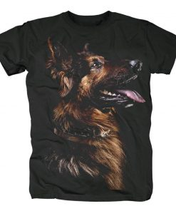 German Shepherd Lover T-shirt Collection | Rock Your Casual Outfits Dog Lovers ROI test Stunning Pets Model 3 XS