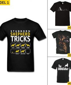 German Shepherd Lover T-shirt Collection | Rock Your Casual Outfits GlamorousDogs
