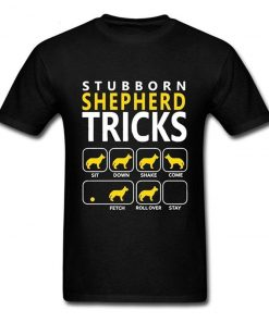 German Shepherd Tricks T-shirt | Rock Your Casual Outfits Dog Lovers ROI test Stunning Pets Model 1 XS