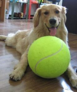 GIANTB™: Giant Tennis Ball for Pets Dog Toy GlamorousDogs 1pc