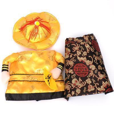Golden King Empire Suit for Pets Stunning Pets king suit S