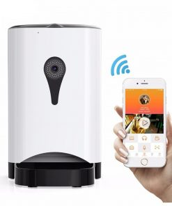 Go Smart Pet Feeder With WEBCAM & WI-FI High Ticket GlamorousDogs