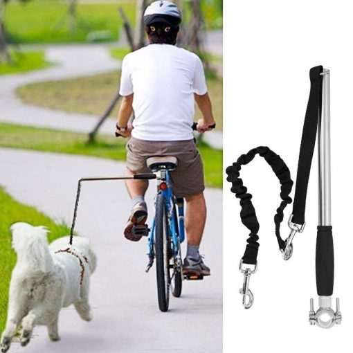 Hands Free more Hike Dog Bike Leash Stunning Pets