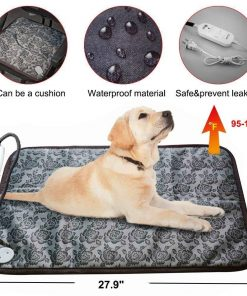 HEATPAD™: Waterproof Heating Pad for Pets GlamorousDogs 28*17.7 IN