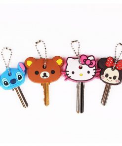 Hello Kitty Key Cover with Chain Stunning Pets