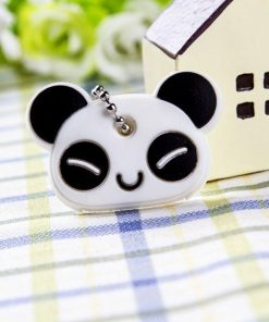 Hello Kitty Key Cover with Chain Stunning Pets panda