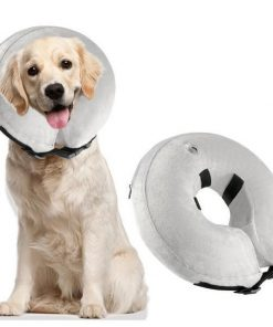 INFLATABLECOLLAR ™: The Cone to Help Dogs Heal Faster Without Limiting Them Stunning Pets