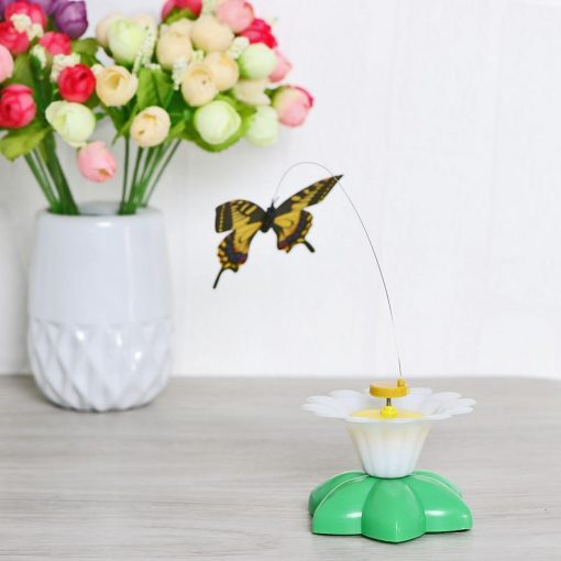Interactive Butterfly Cat Toy Stunning Pets