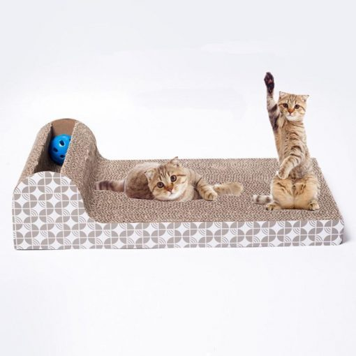 Kitten Corrugated Training Toys Stunning Pets