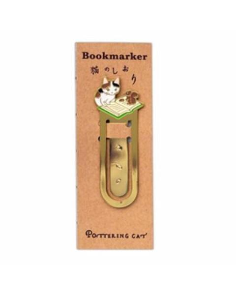 Kitty Metal Bookmark Clip Stunning Pets