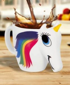 Magical Color Changing Unicorn Mug Stunning Pets