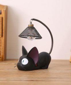 Magic Cat Night Light Stunning Pets Black A 8cm12cm17cm