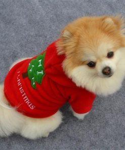 Merry Christmas Sweatshirt Stunning Pets Red L