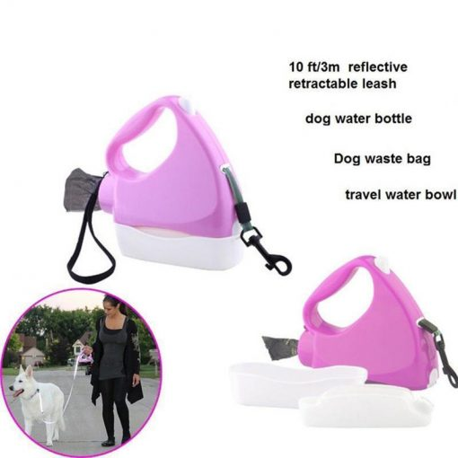 Multi-functional 4 in 1 Dog Leash Stunning Pets