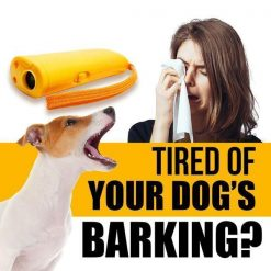 NOBARK™: Ultrasonic Dog Training Device for Barking Stunning Pets